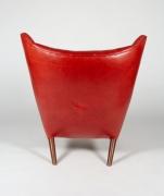 """Hans J. Wegner """"Papa Bear"""" Chair for A.P. Stolen, Back"""