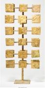 Harry Bertoia Panel Sculpture Maquette for Bank in NYC