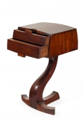 American Studio Crafts Two-Drawer Stand