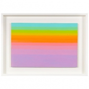 Murray Hantman Abstract Color Composition Painting