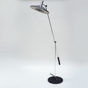 Rico & Rosemarie Baltensweiler Articulating Floor Lamp
