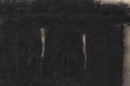 """Adja Yunkers Collage """"Pompeii Vlll"""", Close Up 3"""