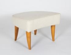 """Big Eva"" Lounge Chair and Ottoman by Kerstin Hörlin-Holmquist, 3"