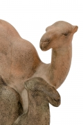 Lisa Larsen for Gustavsberg Stoneware Camel Sculpture
