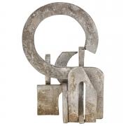 Bent Sorensen Steel Sculpture