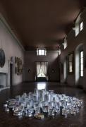 """Magic Wood"" Ceramic Sculptures by Fausto Salvi, Landscape 3"