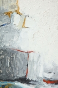 Abstract Painting by Michael Argov, Close Up 9