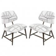 Armless Lounge Chairs