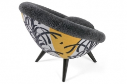 Lounge Chairs in the Style of Jean Royere