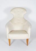 """Big Eva"" Lounge Chair and Ottoman by Kerstin Hörlin-Holmquist, 2"