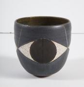 "Stoneware ""Felix"" Bowl by Studio Potter Matthew Ward"