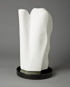 Charlie Kaplan, Ebb and Flow, 2012, side view