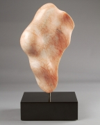 Charlie Kaplan, Embryo, 1993, front view