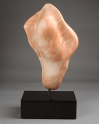 Charlie Kaplan, Embryo, 1993, rear view
