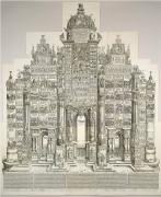 Albrecht Dürer, The Triumphal Arch of Maximilian, 1515 (1799 edition)
