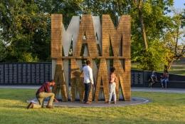 I AM A MAN Plaza