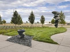 Black Spiral Dream Plaza