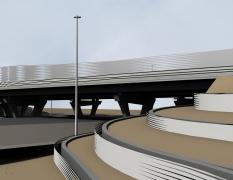 Al Zubara Interchanges