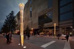 Levine Center Lanterns