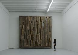 Installation view: Jannis Kounellis