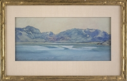 George Hawley Hallowell (1871-1926), Landscape