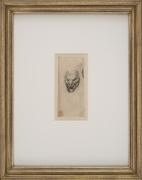 John La Farge (1835 - 1910), Evil Spirit, c. 1898