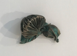 Lynda Benglis, PEGASO, 1989, bronze, copper, silver, nickel plate, 16 by 12 by 7 inches