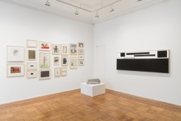 In Tribute to Jack Tilton: A Selection from 35 Years ​Installation View