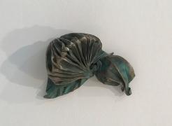 Lynda Benglis PEGASO, 1989 Bronze, copper, silver, nickel plate 16 x 12 x 7 inches