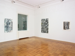 Louise Fishman: Five Decades ​Installation View