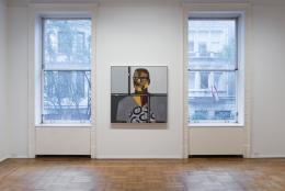 Derrick Adams: Figures in the Urban Landscape Installation View