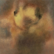 """Rebecca Purdum, """"Salt Water"""", 1991, oil on canvas, 60 by 60 inches (152 cm by 152 cm)"""