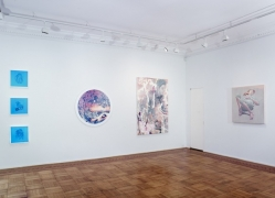 James Jean: Parallel Lives ​Installation View