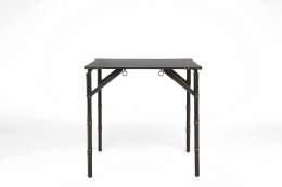 Jacques Adnet's table, front straight view
