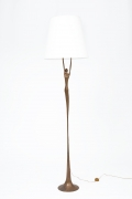 Felix Agostini's floor lamp
