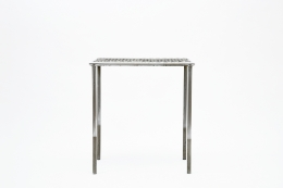 René Herbst table front straight view