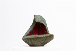Andre-Aleth Masson's ceramic bowl front view