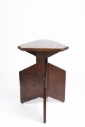 Hervé Baley's high stool