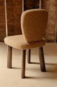 Studio Giancarlo Valle's Scott chair, full back view