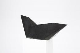 "Rosalda Gilardi's ""Airone N 2"" sculpture front view"