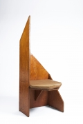 Hervé Baley's large chair main view