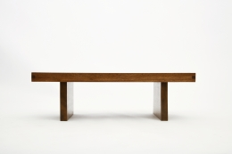 Jany Blazy's coffee table eye level view