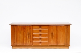 Schulz's sideboard, full straight view