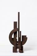 """Marino di Teana's """"Liberté"""" sculpture front view"""