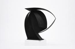 Boris Anastassievitch's sculpture other side view