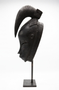 René Buthaud's mask side view