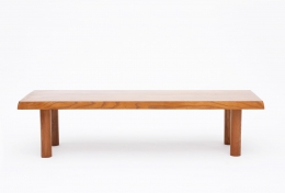 "Charlotte Perriand's Coffee table, "" Equipement de la maison et B.C.B."" edition, full view"