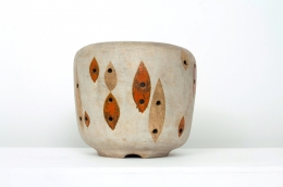 André Borderie's ceramic planter