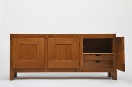 Maison Regain's sideboard right door open