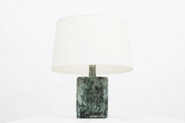 Jacques Blin's table lamp straight view